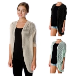 SS2603 Spring Summer Knit Shrug
