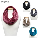 SS3032 SOFT VELVET NECK WARMER