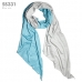 SS331 Duo Tone Solid Scarf