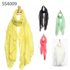 SS4009 Very Soft Lace Lined Scarf
