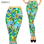 XM021 PRINTED LEGGINGS