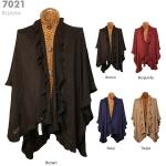 7021 Ruana (7 colors)