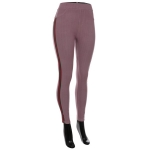 AO1182 Stripe Trimmed Leggings, Pink