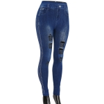 AO1266 Jegging with Stone line