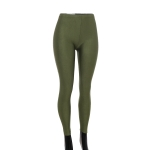 AO1300 Solid Color Legging, Olive