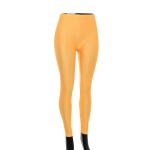 AO1300 Solid Color Legging, Orange