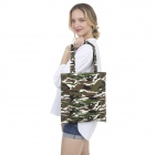 CB1441 Camouflage Pattern Canvas Bag
