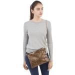 CB1801 Cheetah Pattern Mini Cross-body Bag