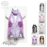 CSH1105 Lace Scarf