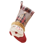 FC-01 Christmas Decoration Big Sock -  Santa