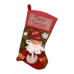 FC-04  Christmas Decoration Pop-up Big Sock - Santa