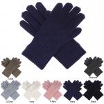 JG708 Chenille Lined Double Layered Gloves (Dozen Pack)