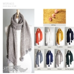 MSF0433 Snow Ball Scarf