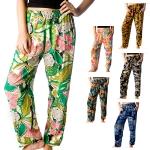 SL3911 Print Slack Pants